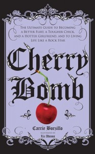 2015 Cherry Bomb Cover Name Change