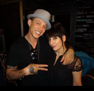 The X Factor Carrie Chris Rene photo